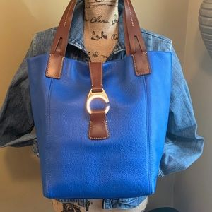 ‼️SALE Price ‼️Dooney&Bourke Leather Shopper Tote